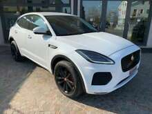 Jaguar E-Pace 2.0D 180 CV AWD R-Dynamic S-Black pack-ufficiale!
