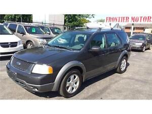 2007 Ford Freestyle SEL 6 PASSENGER