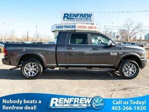 2018 Ram 2500 Limited Tungsten Mega Cab, Remote Start, Navigatio