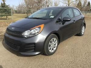2016 Kia Rio LX **ONE OWNER-LOW KMS!!**