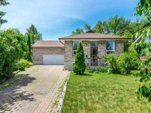 * Detached Bungalow main floor available for  lease,Brampton