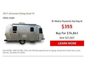 Airstream Flying Cloud 19