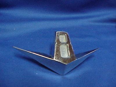 Ford V8 Chrome Emblem hood or fender ornament
