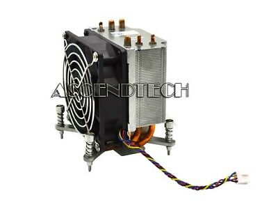 DELL OPTIPLEX 960 XPS 435MT MINI TOWER CPU HEATSINK COOLING FAN P041K CN-0P041K comprar usado  Enviando para Brazil
