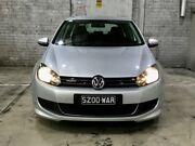 2012 Volkswagen Golf VI MY12.5 BlueMOTION Silver 5 Speed Manual Hatchback Mile End South West Torrens Area Preview