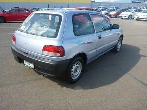 1997 Daihatsu Charade G200 TS Silver 5 Speed Manual Hatchback Garbutt Townsville City Preview