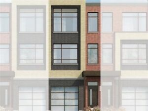 Brand New Executive townhouses for sale in Vaughan- From $594000