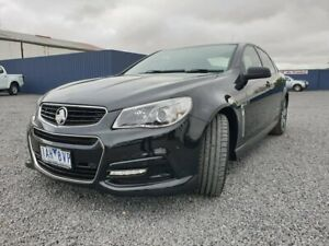 2013 Holden Commodore VF SS Black Sports Automatic Horsham Horsham Area Preview
