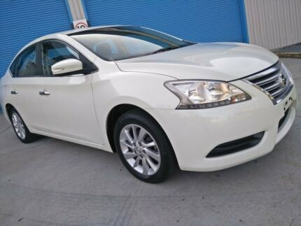 2013 Nissan Pulsar B17 ST 1 Speed Constant Variable Sedan Ashmore Gold Coast City Preview