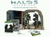 Halo 5 Guardians Limited Collectors Edition for Xbox One Brand New