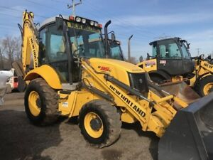 2014 New Holland B95C Backhoe