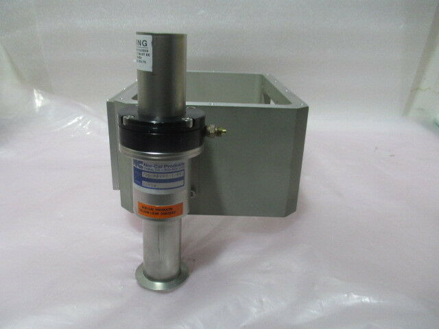 Nor-cal Products 796-00809-1-001, High Vacuum Pneumatic Valve w/ Chamber, 422573