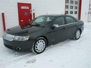 2007 Lincoln MKZ V6~159,000km~Leather~2 sets wheel/tire ~ $8999