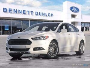 2014 Ford Fusion SE-AWD-Active Park Assist-Nav-Heated Leather Se