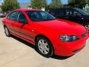 2005 Ford Falcon BA Mk II XT Red 4 Speed Sports Automatic Sedan Fyshwick South Canberra Preview