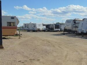 RV,  Trailers, Cans, Cars, Trucks and all Vehicles Storage Yard
