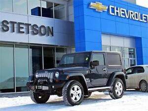 2008 Jeep Wrangler Sahara 4x4 3M Front Bumper/Winch