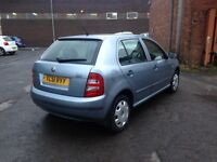 SKODA FABIA 1.4 - NEW M.O.T - LOW MILEAGE - REAL VALUE FOR MONEY!