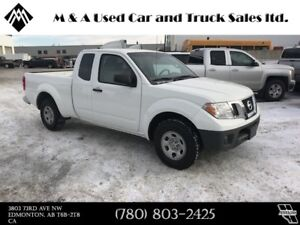 2013 Nissan Frontier S 2.5L Gas Engine Extended Cab 2WD S S S