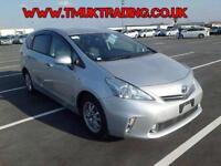 Toyota Prius Plus/Prius Alpha/Prius + Hybrid 1.8 2013 7 SEATS