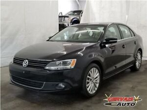 Volkswagen Jetta TDI Highline Cuir Toit Ouvrant MAGS 2012