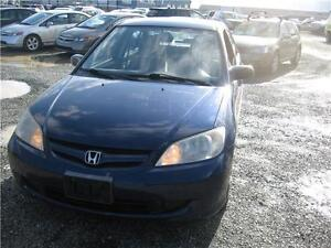 2005 Honda Civic Sdn SE...INSPECTED...106000 KMS