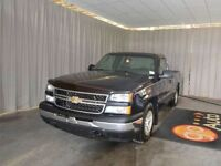 2007 Chevrolet Silverado 1500 Base 4x2 Classic Regular Cab 6.5 f