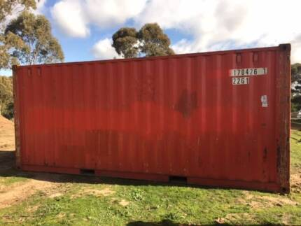 USED Shipping Containers for sale Ballarat Central Ballarat City Preview