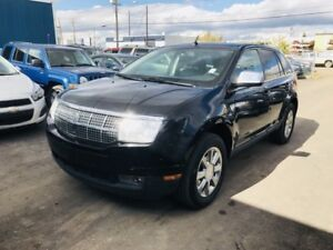 2007 Lincoln MKX AWD, Leather Heated Seats, Navigation, Panorami