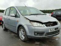 Ford C-Max 2.0tdci 2003 For Breaking