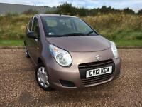 SUZUKI ALTO 1.0 SZ2 2012 *S/HISTORY, NEW MOT & SERVICE, LOW RATE FINANCE*
