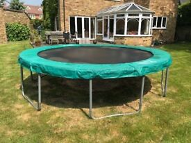 tp 272 TRAMPOLINE - SOVEREIGN SERIES - EMPORER 2