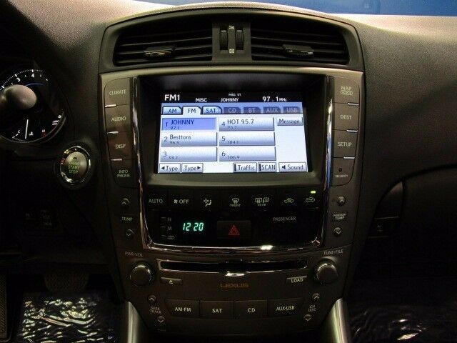 Lexus Is250 Is300 Is350 Navigation Lcd Display Touch