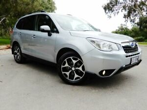 2014 Subaru Forester S4 MY14 2.5i-S Lineartronic AWD Ice Silver 6 Speed Constant Variable Wagon Glenelg East Holdfast Bay Preview