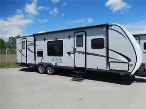 2016 31 FT COACHMEN RV APEX ULTRA-LITE 288BHS TRAVEL TRAILER