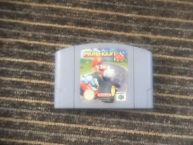 Mario Kart 64 Cartridge - Tested - Moving Sale - Only £20!!