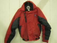 Mustang Floater Jackets XL and S Used.