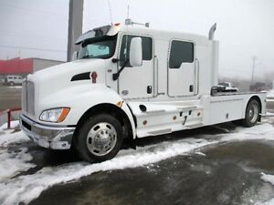 Great Condition Kenworth T270