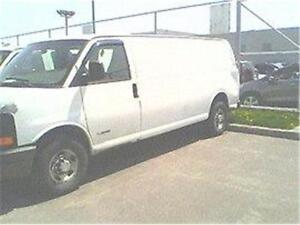 2005 GMC ALLONGE CARGO SUPER AUBAINE 4860$ 514-817-0095