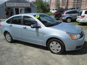2009 Ford Focus SE 4 dr SEDAN AUTOMATIC
