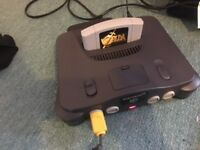 Nintendo 64 N64 3 Great Games