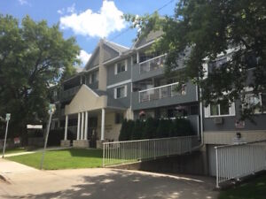 Furnished 2 bedroom condo - near University & downtown - Aug. 1