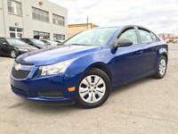 2013 Chevrolet Cruze LS **ONLY 39000KM**