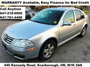 2008 Volkswagen Jetta City FINANCE WARRANTY AVAILABLE