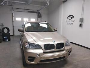 2013 BMW X5 M pkg low km,Local, One family owned *Remote Starter