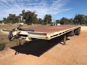 Trailer Tilt Slide Semi 45ft Boomerang SN677 1TAT131 Malaga Swan Area Preview