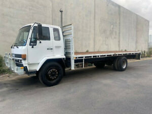 1989 Isuzu FVR900 Tray Truck  -371, 614 kms  -Spring suspension Bell Park Geelong City Preview