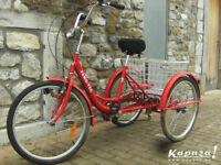 besoin velo 3 roue pour adulte
