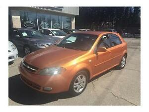 Chevrolet Optra 5 2006 hatchback 127000km 1295$ sam 514-677-4144