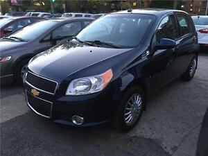 2010 Chevrolet Aveo LT À PARTIR DE 27$ SEM 100% APPROUVÉ